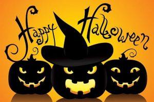 Open sail di Halloween
