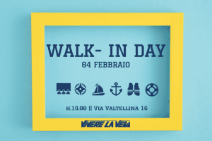 WALK-IN DAY #VIVERELAVELA2019