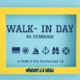 WALK-IN DAY #VIVERELAVELA2019