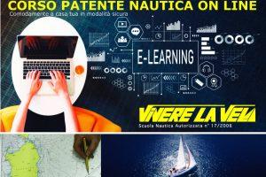 PATENET NAUTICA ON LINE